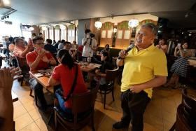 GONE: 1 Market by Chef Wan at Plaza Singapura stopped operating last Sunday.