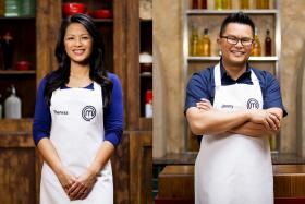 SIBLING RIVALRY: Theresa Visintin auditioned for MasterChef Australia Season 8 together with her brother, Jimmy Wong and the Singapore-born pair were selected to be in the top 24.