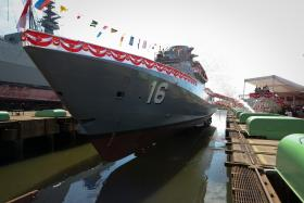 REPLACEMENTS: The Littoral Mission Vessel (LMV) Sovereignty, the Nextgeneration Armoured Fighting Vehicle (AFV) and the Protected Combat Support Vehicle (PCSV) is part of the new capabilities of the SAF.