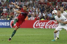 ONE MORE TIME: Can Cristiano Ronaldo come up with another inspirational moment to win it for Portugal?