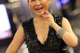 HERE:Taiwanese TV host Pauline Lan was in Singapore for Season 4 of Lady First - Singapore.
