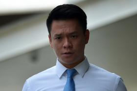 Marcus Chee Nan Ze, 28, pleaded guilty to causing the death of another person by driving at a speed in a manner which is dangerous to the public. He was sentenced to six months in jail and was disqualified from driving for six years.