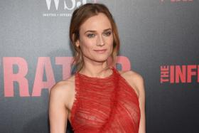 Actress Diane Kruger attends the The Infiltrator New York premiere at AMC Loews Lincoln Square 13 theater on July 11, 2016 in New York City.