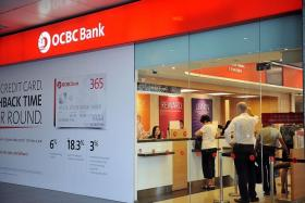 BEWARE: OCBC received 1,081 calls about scams in early July from customers and the public, compared to 16 for the whole of April.