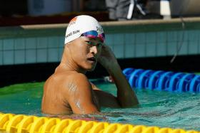 GOLDEN HOPE: China's Sun Yang will be hoping to retain his gold medals in the 400m and 1,500m freestyle in Rio.