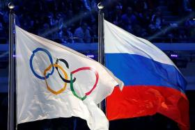 PLAYING HOSTS: Russia staged the last Winter Olympics at Sochi.
