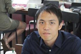 Mr Edward Tiong (above)