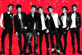 FAMOUS: South Korean boy band iKon is touted as the next BigBang despite debuting less than a year ago.