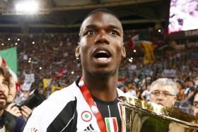 Paul Pogba could become the first £100 million footballer if he leaves Juventus.