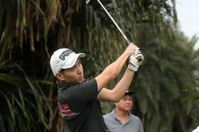 UP FOR IT: Winner of the Division E title of the WAGC in 2014, David Seow (above) will again represent Singapore at the WAGC Finals in South Africa if he wins Division D.