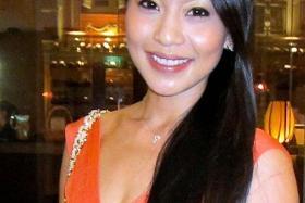 WINNER: Carol Cheong (above), winner of Miss Universe Singapore 2006.