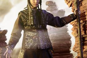 DIVINE VISION: Huang Xiaoming plays Erlang Shen, a Chinese god with three eyes.