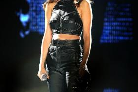 CONCERT: Selena Gomez kicked off the Singapore leg of her Revival Tour at the Singapore Indoor Stadium last night.