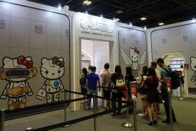 TERMS: Some of the Robot Kitty Singapore event crew's contracts stated they were to begin work on June 9 for 12 days. Their salary was to be paid on July 22.