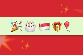 Happy birthday, Singapore! Win a pair of NDP tickets by guessing the emojis below.