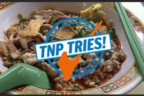 The New Paper tried Hill Street Tai Hwa Pork Noodle, a stall whose fame was boosted by the Michelin Guide Singapore