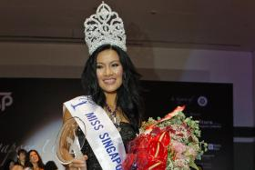 in 2008 Ms Shenise Wong described winning the Miss Singapore Universe crown as being a dream come true.