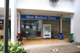 INVESTIGATION: It'a all a misunderstanding, says the licensee of this clinic in Veerasamy Road.