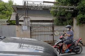 RESTRICTIONS: Pokemon Go players have been risking safety and playing in inappropriate areas such as the Tuol Sleng genocide museum (above) in Phnom Penh.