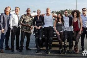 Cast of F8.