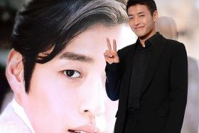 POPULAR: South Korean actor Kang Ha Neul at his press conference here to promote Scarlet Heart, which is a Korean adaptation of the original Chinese drama.