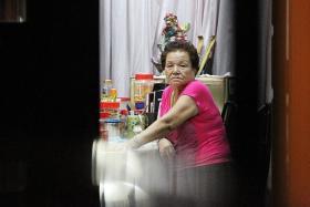VICTIM: Madam Ng Lye Poh.
