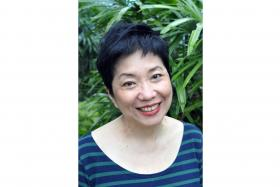 STUDENT-TEACHER: Margaret Chan (above) will be working with Associate Professor David Henry Hwang at Columbia University School Of The Arts.