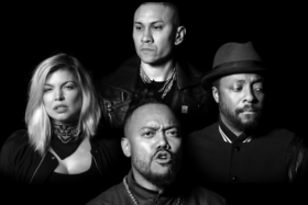 The Black Eyed Peas reunite for an updated version of Where Is The Love?.