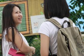 ON GUARD: Madam Caroline Kwan believes the spread of Zika is inevitable.