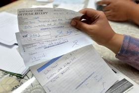 COMPLAINT: Three customers said they were cheated of deposits paid to a wedding planning company.