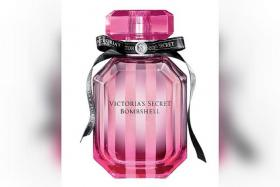 REPULSIVE? The perfume Bombshell can repel mosquitoes effectively for up to two hours.