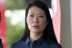 IN COURT: Mrs Beatrice Chia-Richmond appeared in court last week.