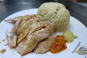 CLASSICS: Chicken rice, the old-fashioned way
