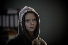 Rising starlet Anya Taylor-Joy in the thriller Morgan
