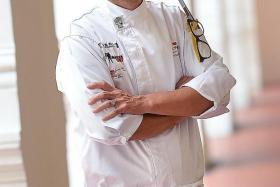 Chef Heman Tan.