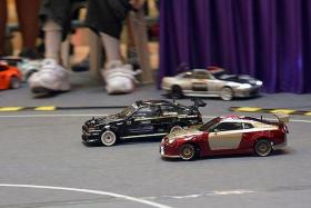 ON THE FAST TRACK: The Radio Control Cars interest group will teach residents how to control the cars.