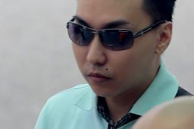 SENTENCED: Franklie Tan Guang Wei was jailed for 6½ years and given six strokes of the cane.