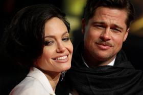 SPLITSVILLE: Brad Pitt and Angelina Jolie got married in 2014 after being together for about a decade.