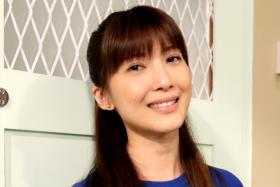 FAMILIAR FACES: Jeanette Aw will star as a triad gangster in season two of the Channel 8 long-form TV drama, 118.