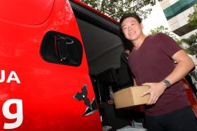 PASSION: Ninja Van's chief executive officer Lai Chang Wen says doing what's enriching is more important than a