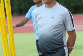 Malaysia coach Ong Kim Swee.