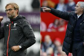 Will the charismatic Jurgen Klopp triumph against Jose Mourinho?