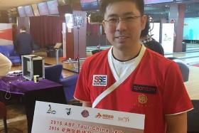 COMEBACK: Bowler Remy Ong (above), who was recently third in the China International Open.