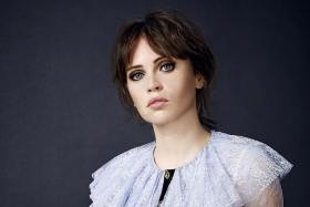PRETTY: British actress Felicity Jones is starring in Inferno, which is currently showing here.