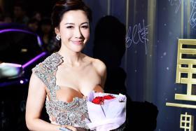 Hong Kong actress Selena Li