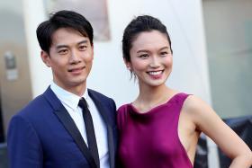 Qi Yuwu and Joanne Peh.