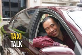 Mr Yap Eng Meng has been an SMRT cabby for four years.