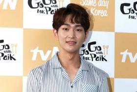 SHINee lead singer Onew will  will be in cooking-travelogue programme Go Go with Mr Baek along with K-pop idol Jung Chae-yeon.
