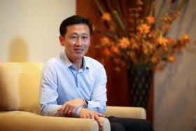 Acting Minister for Education (Higher Education and Skills) Ong Ye Kung.