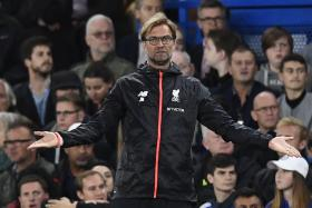 INTENSE: Juergen Klopp (above) shares a similar passion as Bill Shankly.